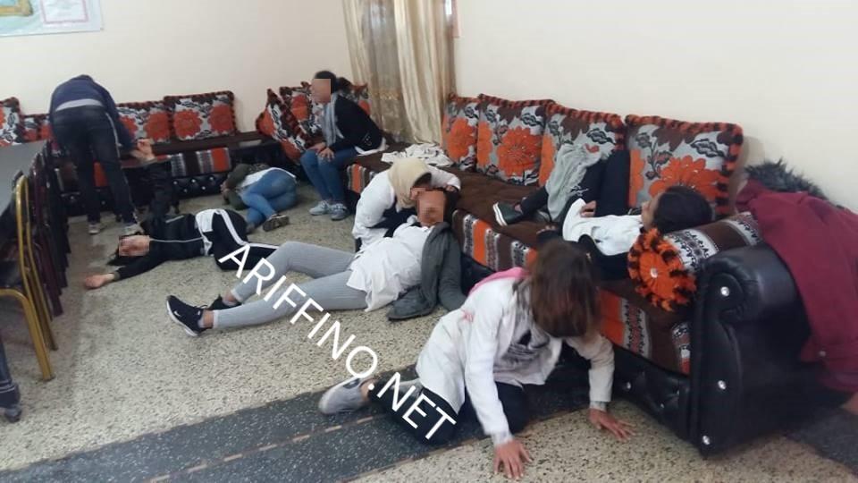 """بالصور والفيديو:""""ڤالكو"""" مخدر فتاك على شكل حلوى يصل مدارس مغربية ومخاوف من وصوله للمؤسسات التعليمية بالناظور"""
