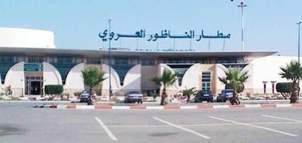 ارتفاع بنسبة 5% في عدد المسافرين عبر مطار الناظور نهاية يناير