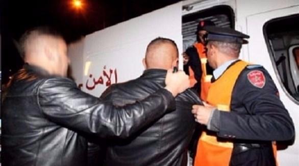 الناظور: الشرطة القضائية تداهم منزلا وسط المدينة لاعتقال مروج كوكايين