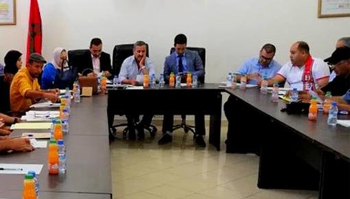 المصادقة بالإجماع على نقط جدول أعمال دورة فبراير لمجلس بني شيكر