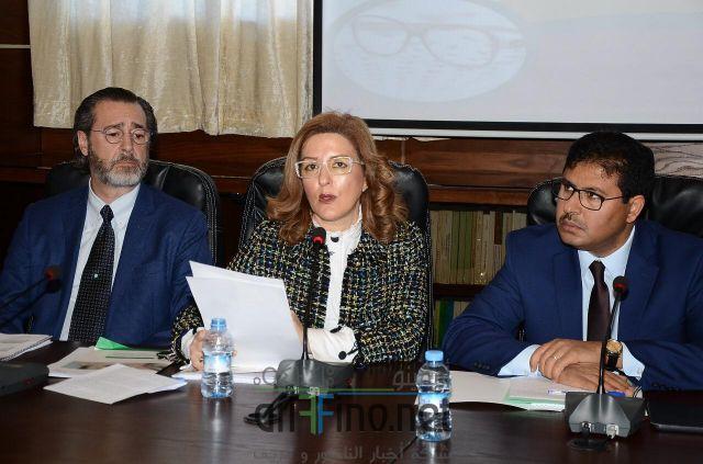 + صور : مجلس المستشارين يحتضن يوما دراسيا للنقابة المهنية الوطنية للمبصاريين بالمغرب..