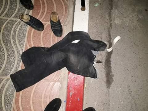 +صور: طلبة بكلية سلوان يطاردون عصابة لسرقة السيارات ببني شيكر