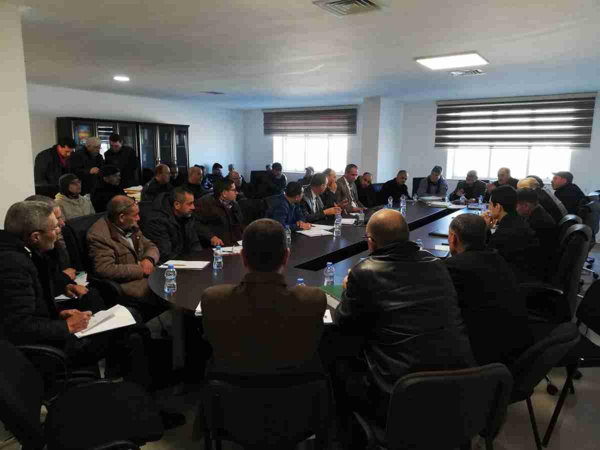 +صور: مدراء جماعات الناظور 23 يجتمعون بمقر المجلس الإقليمي لهذا الغرض