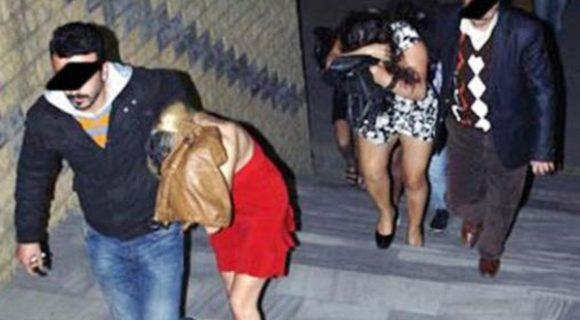 الشرطة القضائية تداهم فندقا مشبوها بالناظور و تعتقل عدة رجال و نساء بتهمة ممارسة الدعارة و الفساد