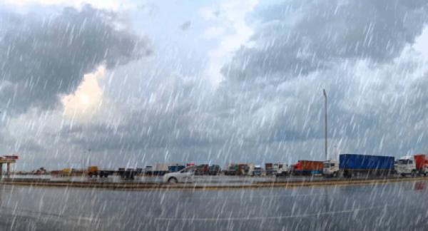 مديرية الأرصاد تتوقع أمطارا غدا الأحد بالناظور و الريف