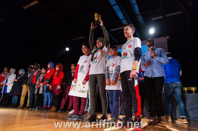 +الصــور…تلاميذ مغاربة يتأهلون للمنافسات الدولية للروبوت FIRST LEGO Leagueبالبيضاء