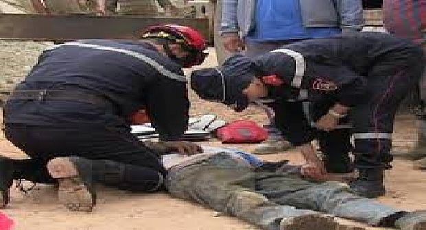 بعدما سقط من الطابق 3: وفاة عامل اثر اسبوع في الغيبوبة بمستشفى الناظور