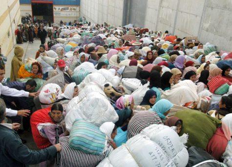 حرب باردة بين كبار التجار الإسبان في مليلية و السلطات المغربية بعد إعلان القضاء على التهريب نهائياً في 2029 !