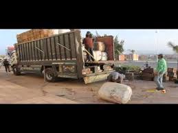 جمارك القنيطرة تحجز شاحنة قادمة من الناظور محملة ب 200 مليون من البضائع المهربة
